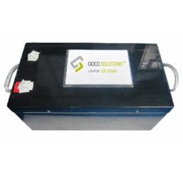 LiFePO4 batterij 12V / 200Ah