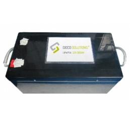 LiFePO4 batterij 12V / 300Ah