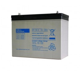 Cell power 12V / 135Ah AGM